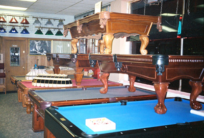 Used Fischer Pool Table PricesShowood Pool Table ESpotted Cue - Showood pool table